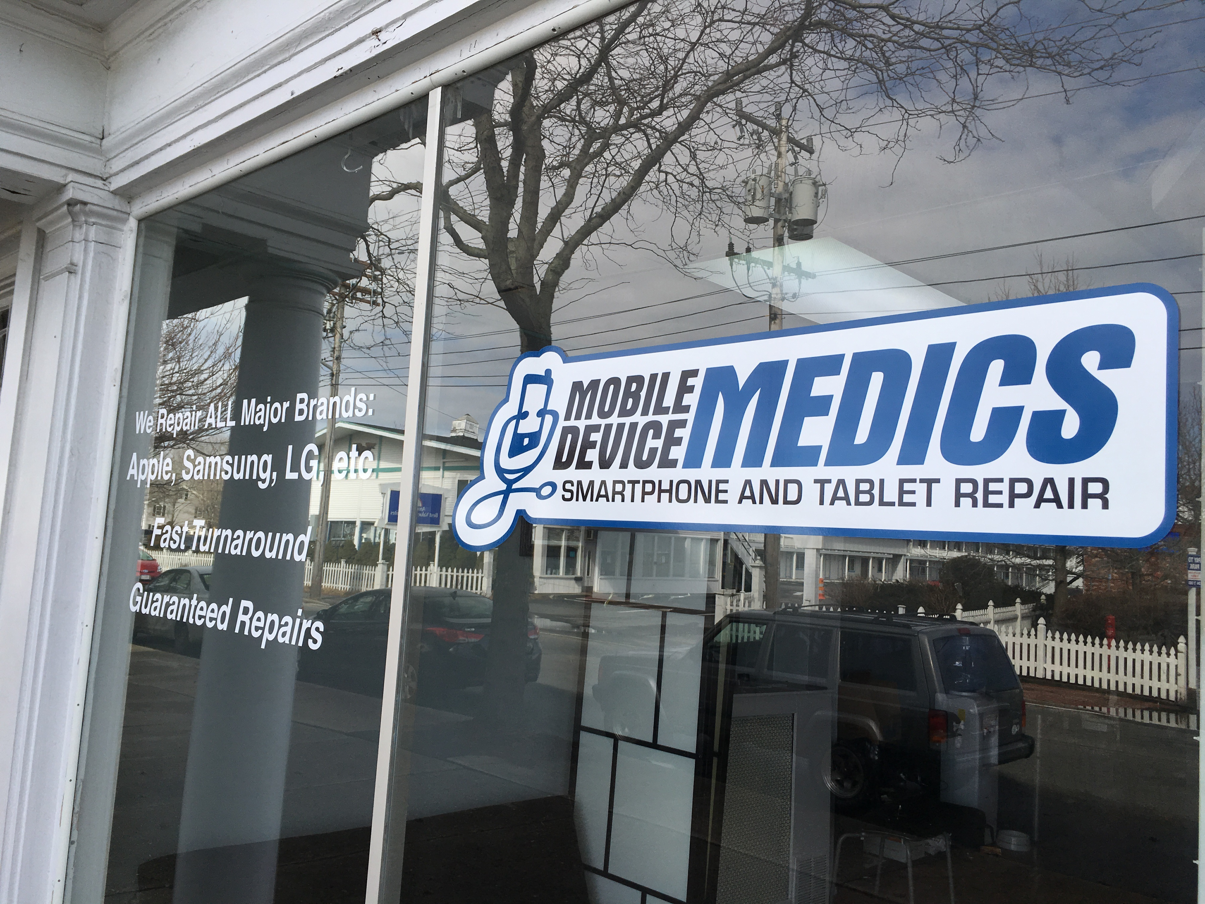Smartphone Cell Phone Repair Barnstable Hyannis Cape Cod - Mobile Device Medics - Smart Phone